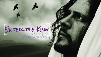 Enter the King